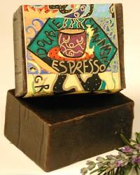 Double Cinnamon Espresso Coffee Soap