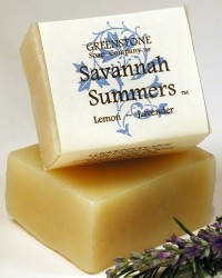 Savannah Summers Herbal Soap