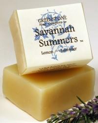 Savannah Summers Herbal Soap