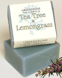 Tea Tree Lemongrass Herbal Soap
