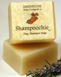 Shampoochie Herbal Dog Shampoo Soap